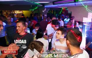 Exclusive band @ Disco club Piramida Busnovi, 07.06.2015.