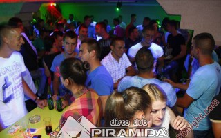 Bavaria party, Disco club Piramida Busnovi, 05.07.2015.