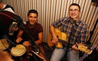 Acoustic Trio Daire, Caffe bar Plaža Prijedor, 20.09.2015.