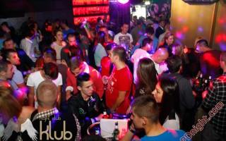 Weekend party @ Night club Klub Prijedor, 10.10.2015.