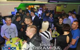 Stock party, Disco club Piramida Busnovi, 11.10.2015.