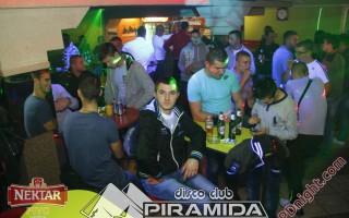Black vodka party, Disco club Piramida Busnovi, 18.10.2015.