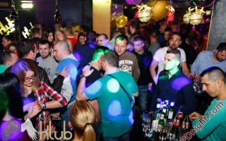 Rođendanski party, Night club Klub Prijedor, 25.12.2015.