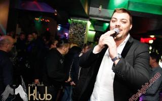Slobodan Vasić, Night club Klub Prijedor, 18.03.2016.