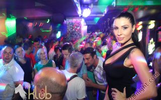 Mia Borisavljević, Night club Klub Prijedor, 16.06.2016.