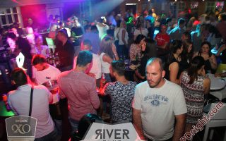 Stock XO party, Club River Prijedor, 06.08.2016.