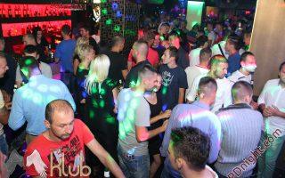Weekend party @ Night club Klub Prijedor, 17.09.2016.