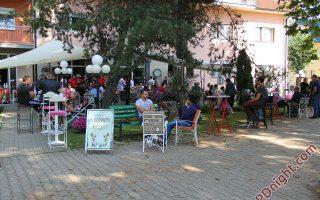 """Jedno veliko """"DA"""", Caffe Intermezzo Prijedor, 25.09.2016."""