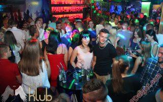 Weekend party @ Night club Klub Prijedor, 03.09.2016.