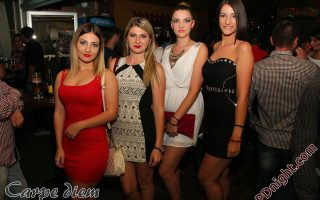 Promocija Stolichnaya vodke, Caffe bar Carpe diem Prijedor, 10.09.2016.