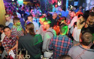DJ Tuba @ Night club Klub Prijedor, 10.09.2016.