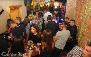 DJ Nikola Zorić @ Caffe bar Carpe diem Prijedor, 29.10.2016.