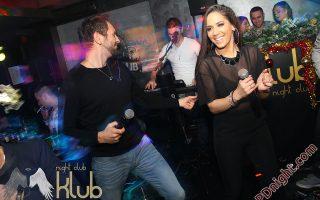 Milena Ćeranić, Night club Klub Prijedor, 23.12.2016.