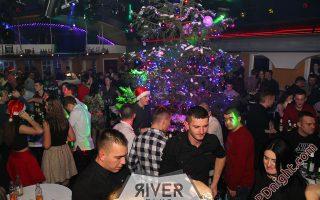 Doček Nove godine 2017, Club River Prijedor