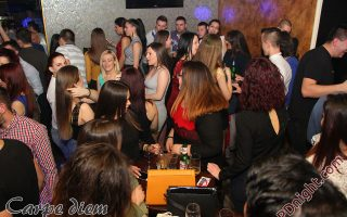 DJ Nikola Zorić @ Caffe bar Carpe diem Prijedor, 04.03.2017.