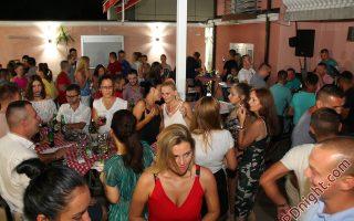 Remix band @ Caffe bar Plaža Prijedor, 04.08.2017.