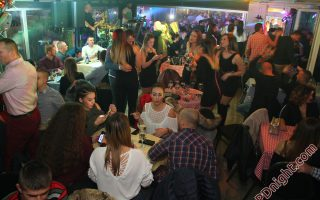 Full band @ Hotel Staccato Prijedor, 10.12.2017.