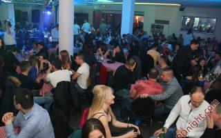 Full band @ Hotel Staccato Prijedor, 24.12.2017.
