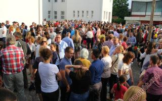 """Maturanti Gimnazije """"Sveti Sava"""" Prijedor, 22.05.2018."""