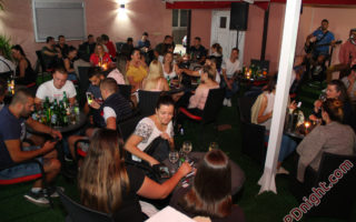 Grupa Evergreen @ Caffe bar Plaža Prijedor, 12.07.2018.