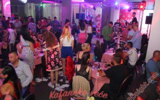 Kafansko veče, Hotel Staccato Prijedor, 15.07.2018.