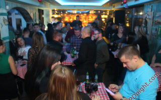 Doček Pravoslavne Nove godine 2019, Caffe bar Plaža Prijedor, 13.01.2019.