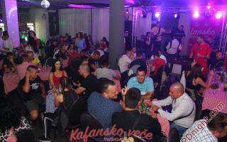 Kafansko veče, Hotel Staccato Prijedor, 07.07.2019.
